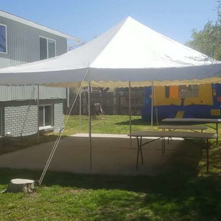 20 x 20 Deluxe Event Canopy