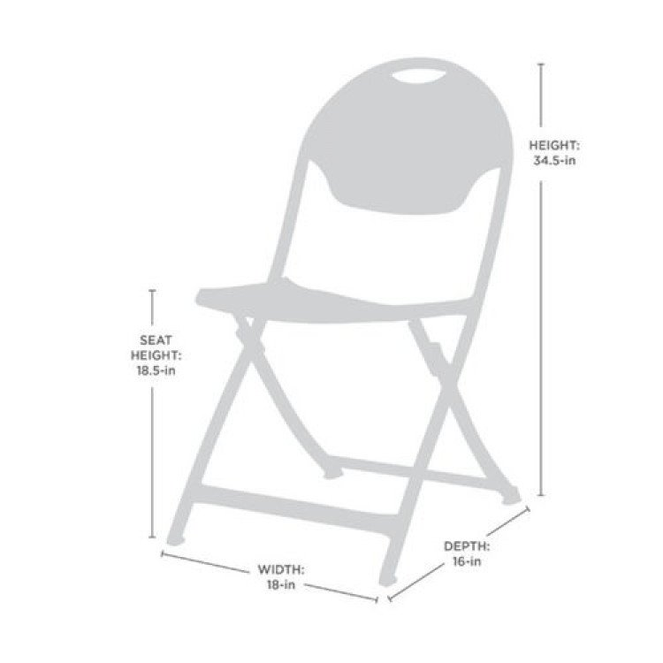 large photo204 1619028791 big Group of 8 Deluxe Folding Chair Mighty Lite