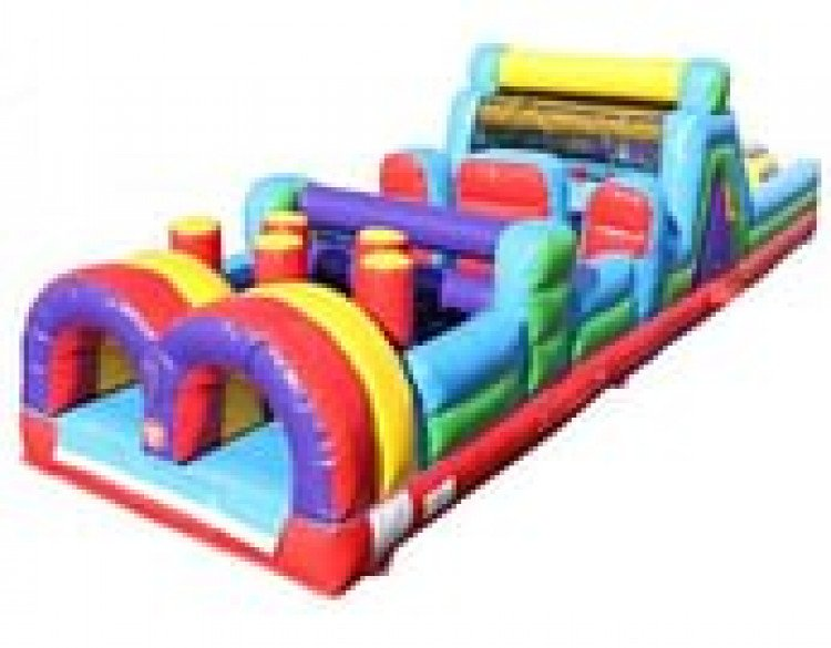 The Obstacle Course 1